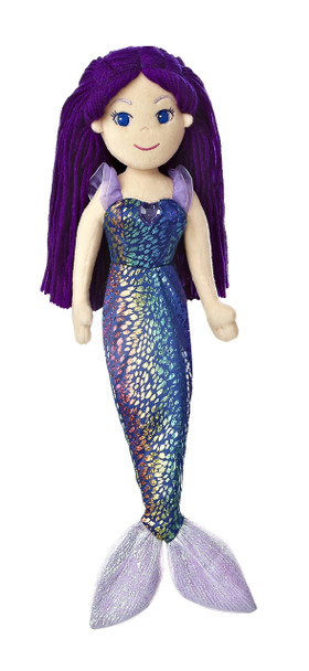 Sea Sparkles Mermaid Marika 17-Inch Doll