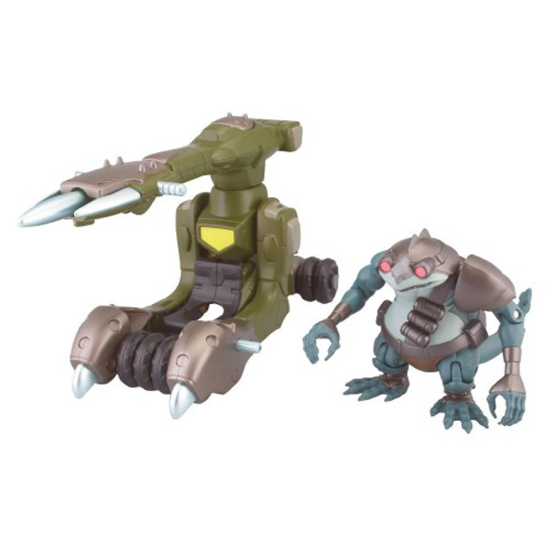 ThunderCats Basic Vehicle Lizard Cannon with Lizard Action Figure