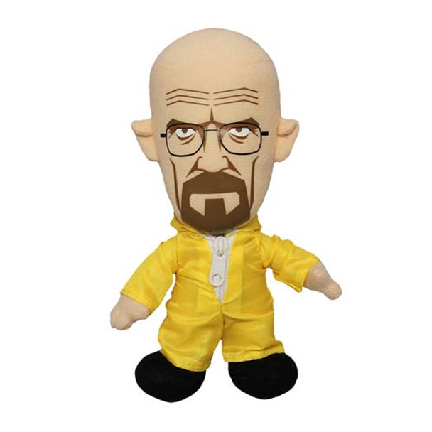 Breaking Bad Walter White in Hazmat Suit 8-Inch Plush