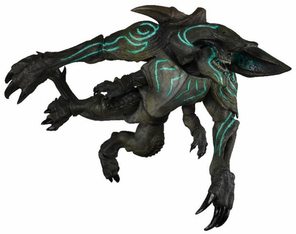Pacific Rim 7-Inch Ultra Deluxe Kaiju Scunner Action Figure