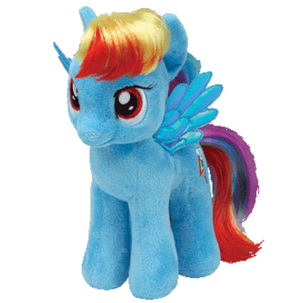 My Little Pony Rainbow Dash 8-Inch Plush
