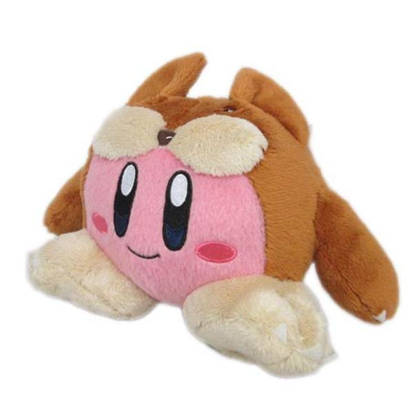 Kirby Animal 6-Inch Plush