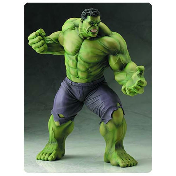 Avengers Now Hulk ArtFX+ Statue
