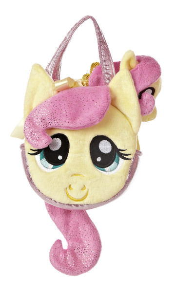 My Little Pony Fluttershy Carrier with 6.5-Inch Plush