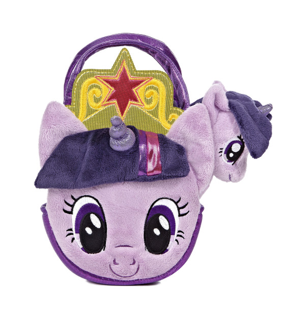 My Little Pony Twilight Sparkle Carrier with 6.5-Inch Plush