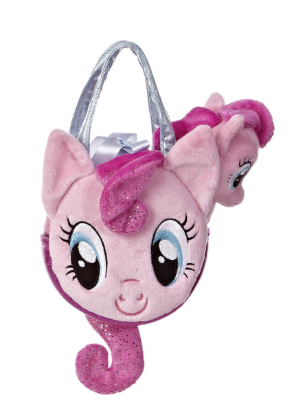 My Little Pony Pinky Pie Carrier with 6.5-Inch Plush