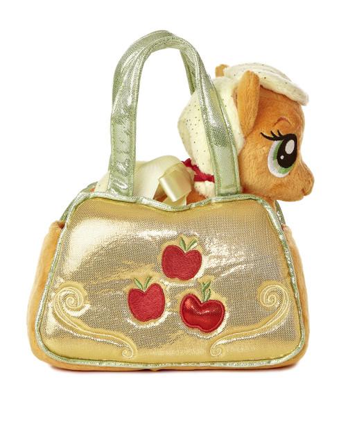 My Little Pony Applejack Cutie Mark Carrier with 6.5-Inch Plush