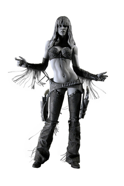 Sin City Series 1 Nancy Black and White Action Figure