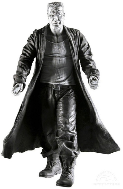 Sin City Series 1 Marv Black and White Action Figure