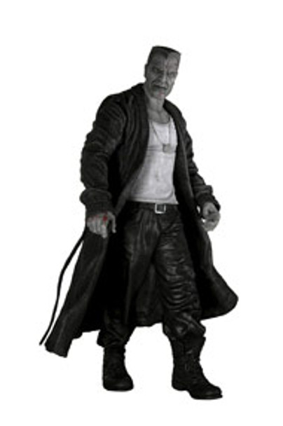 Sin City Series 2 Marv Black and White Action Figure