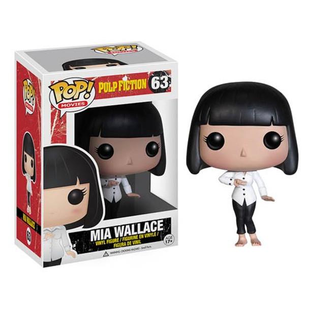 Pulp Fiction Mia Wallace Pop! Vinyl Figure