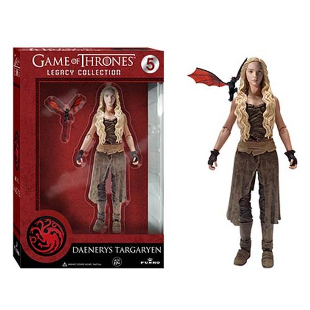 Game of Thrones Daenerys Targaryen Legacy Collection Action Figure