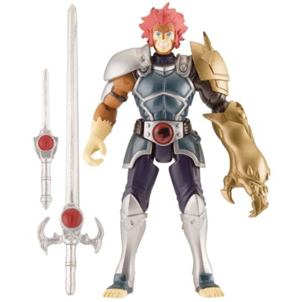 ThunderCats 4-Inch Lion-O (with Grin) Action Figure