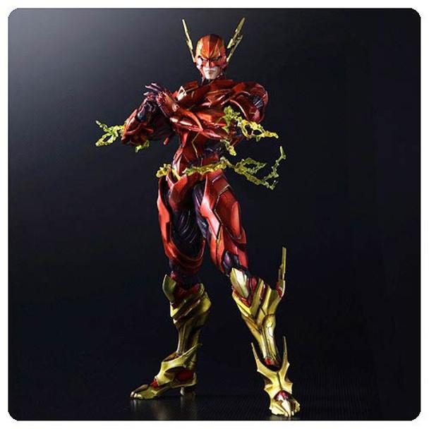 The Flash DC Comics Play Arts Kai Variant Action Figure