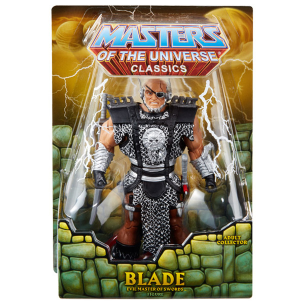 Masters Of The Universe Classics Blade Figure