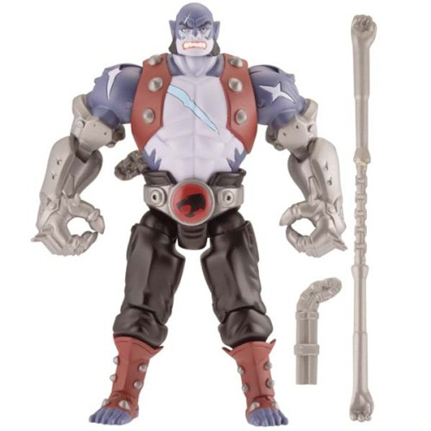 ThunderCats 4-Inch Panthro (with Grin)  Action Figure