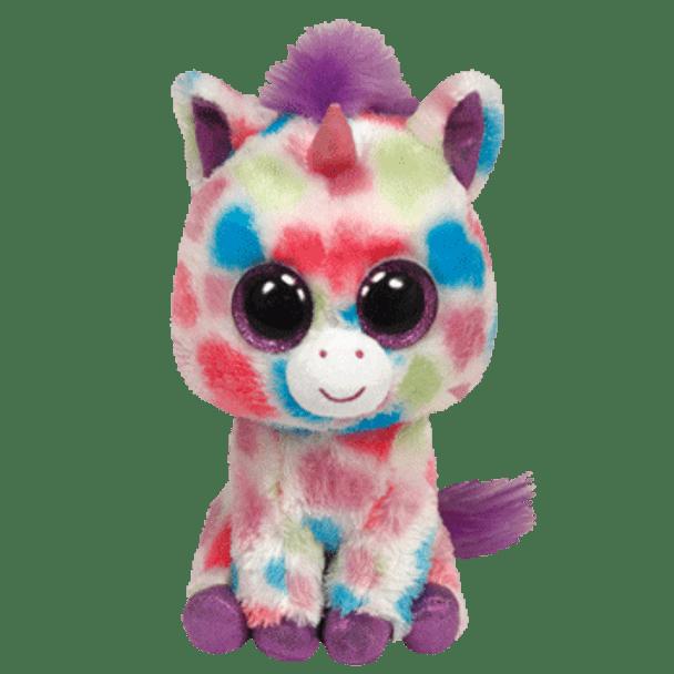 TY Beanie Boos Unicorn Wishful 6-Inch Plush