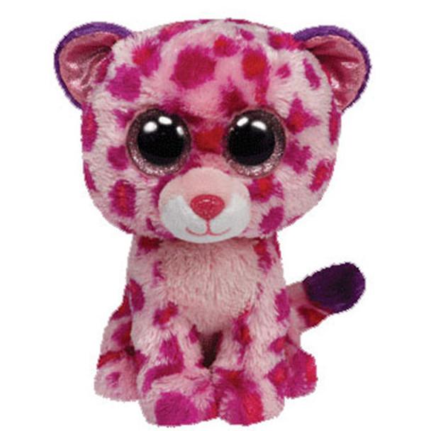 TY Beanie Boos Leopard Glamour 6-Inch Plush
