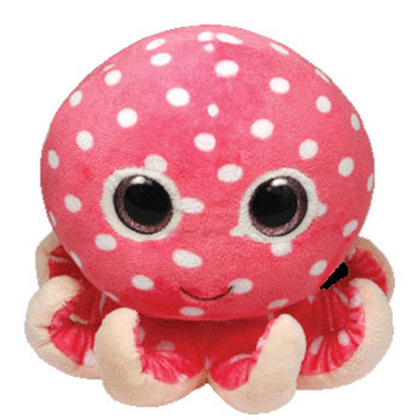 TY Beanie Boos Octopus Ollie 6-Inch Plush