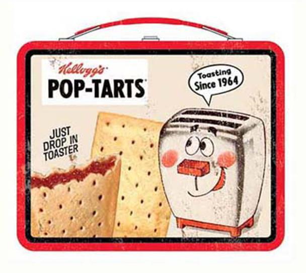 Kellogg's Vintage Pop Tarts Tin Tote