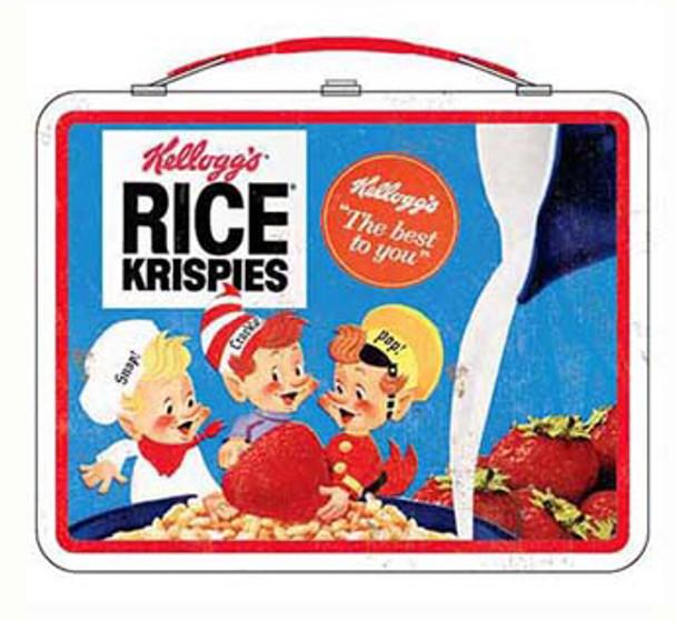 Kellogg's Vintage Rice Krispies Tin Tote