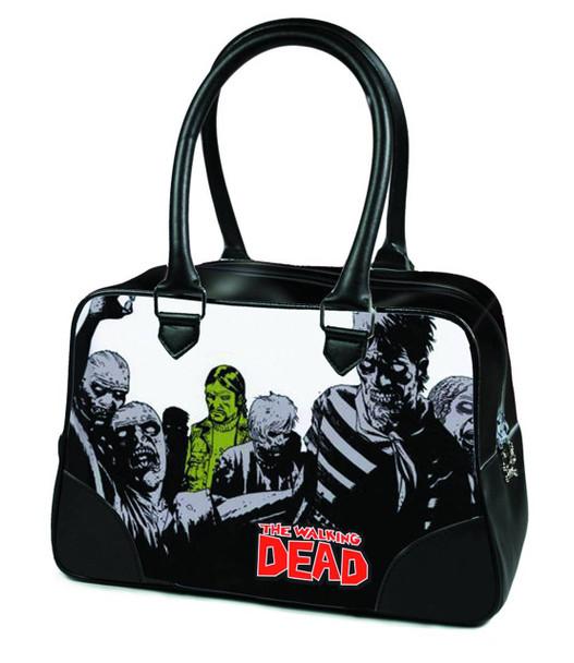 Walking Dead Cover #3 Handbag