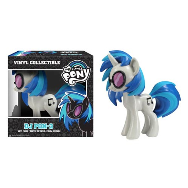 My Little Pony Dj Pon 3 Vinyl Figure Not Just Toyz