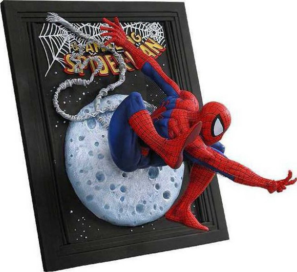 Neca Marvel Amazing Spider-man Cover #301 Statue Artist's Proof