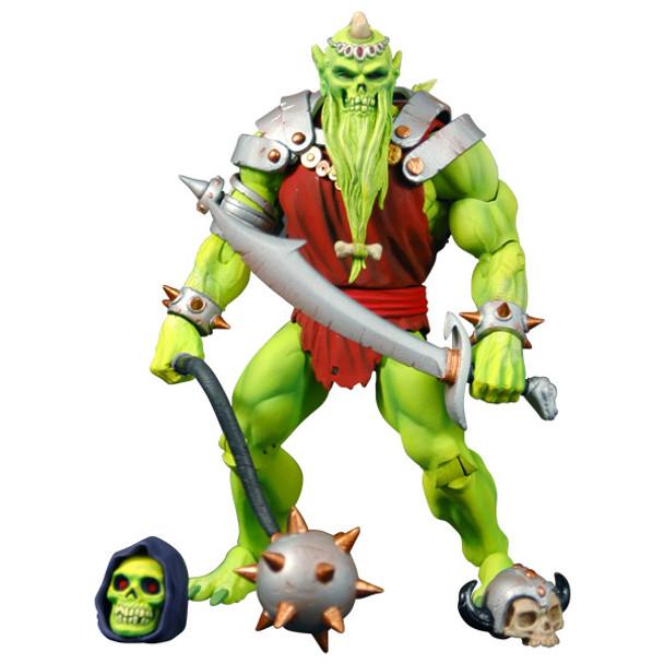 Masters Of The Universe Classics Demo-Man Figure