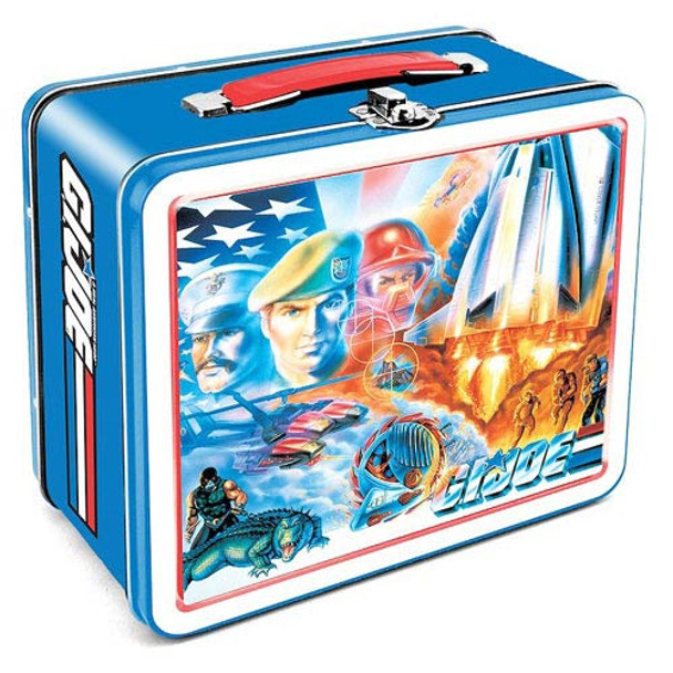 G.I. Joe Retro Lunch Box