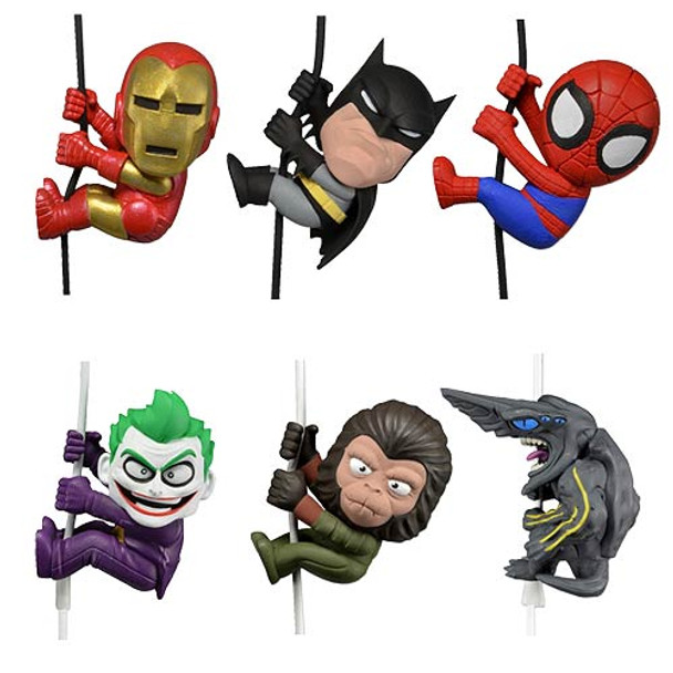Scalers Series 2 Mini-Figure Set