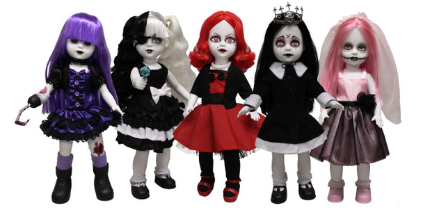 Living Dead Dolls Series 28 Set