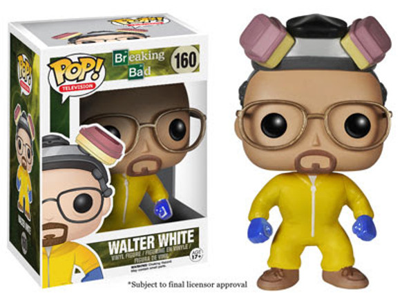 Breaking Bad Walter White Cook Pop! Vinyl Figure