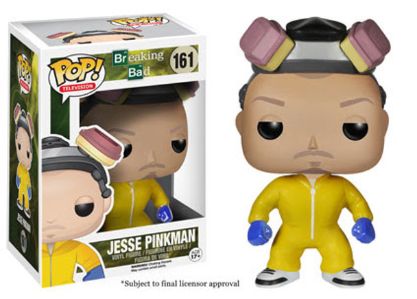 Breaking Bad Jesse Pinkman Cook Pop! Vinyl Figure