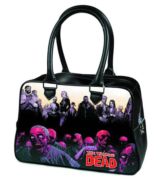 Walking Dead Omnibus Walkers Handbag