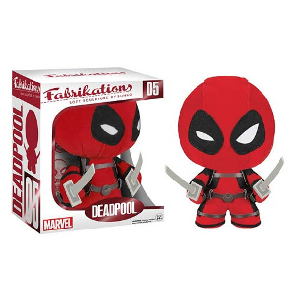 Deadpool Fabrikations Plush Figure