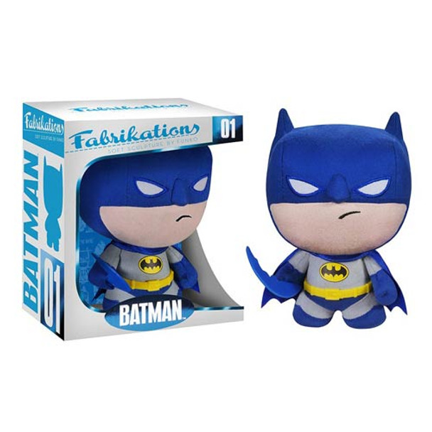 Batman Fabrikations Plush Figure