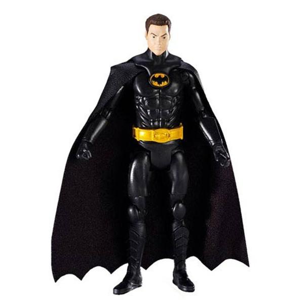 DC Comics Multiverse Batman 1989 Movie Unmasked Action Figure