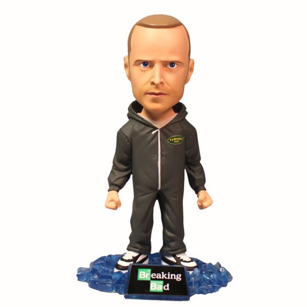 Breaking Bad Jesse Bobblehead Vamanos Pest Variant - SDCC Exclusive