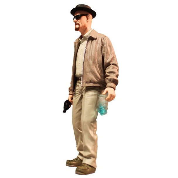 Breaking Bad Walter White Figure - SDCC Exclusive