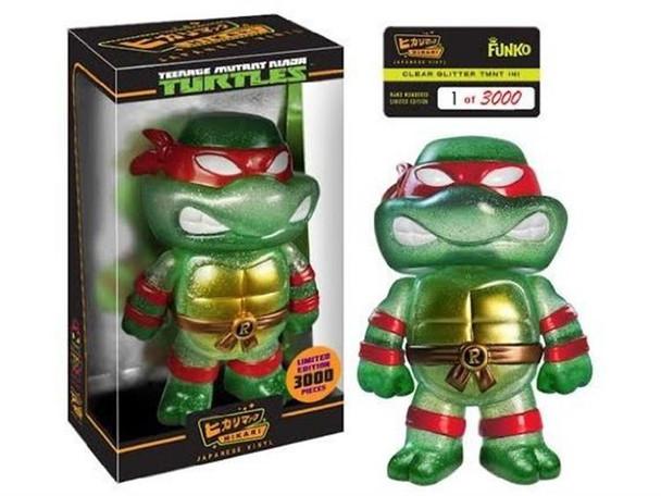 Teenage Mutant Ninja Turtles Ralphael Glitter Hikari Sofubi Vinyl Figure