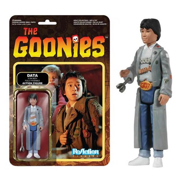 The Goonies Data ReAction 3 3/4-Inch Retro Action Figure