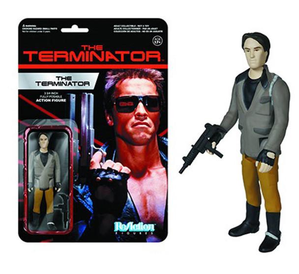 Terminator Terminator One Tech Noir ReAction 3 3/4-Inch Retro Figure