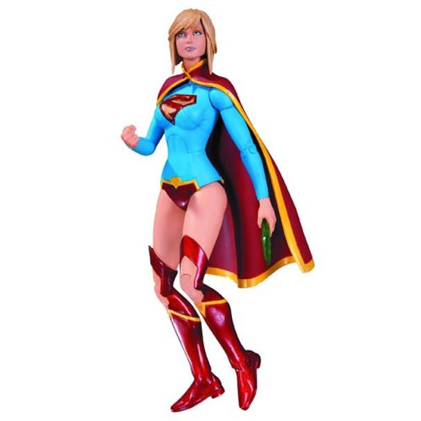 Teen Titans DC Comics New 52 Supergirl Action Figure