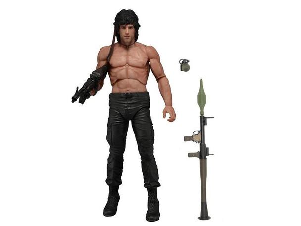 Rambo First Blood Part II Rambo 7-Inch Action Figure