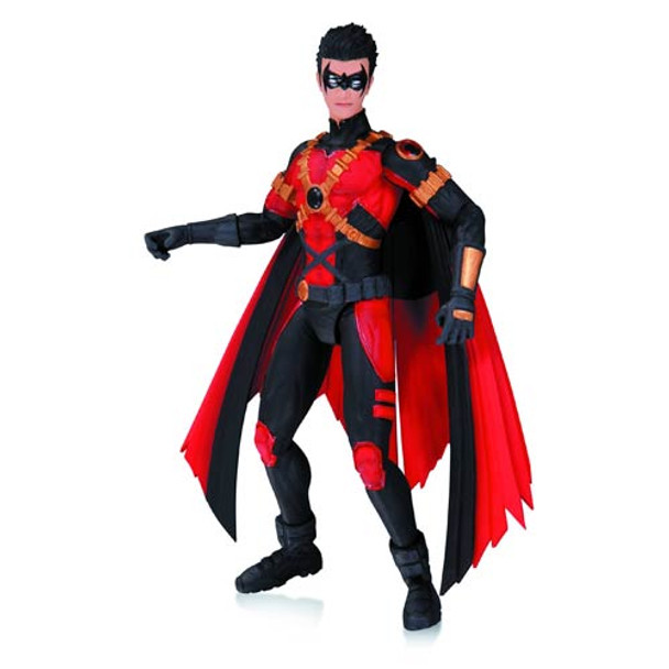 Teen Titans DC Comics New 52 Red Robin Action Figure
