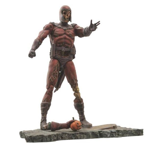 X-Men Zombie Magneto Diamond Select Action Figure