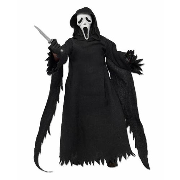 Scream Ghost Face 8-Inch Retro Action Figure