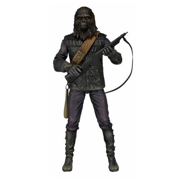 Planet of the Apes Series 1 Gorilla Solider Action Figure