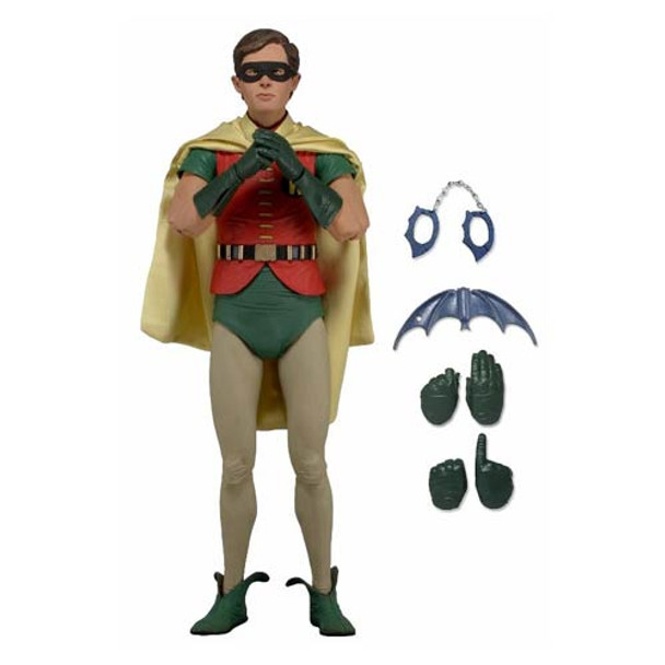 Batman Classic 1966 TV Series Robin Quarter Scale Action Figure